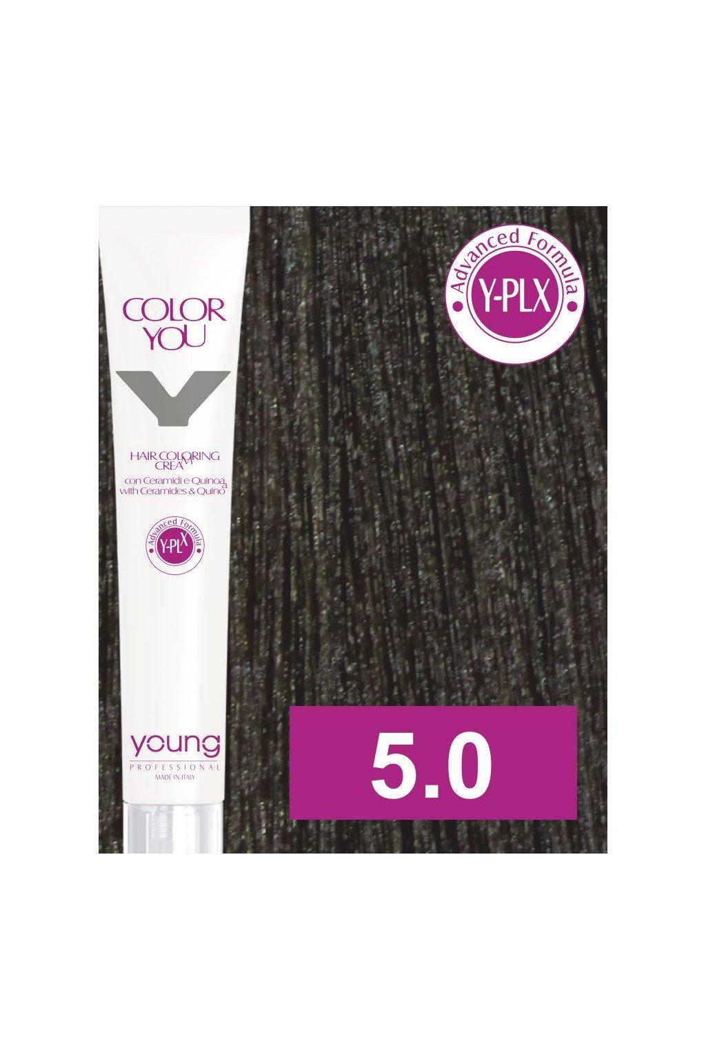 5 0 yo barva