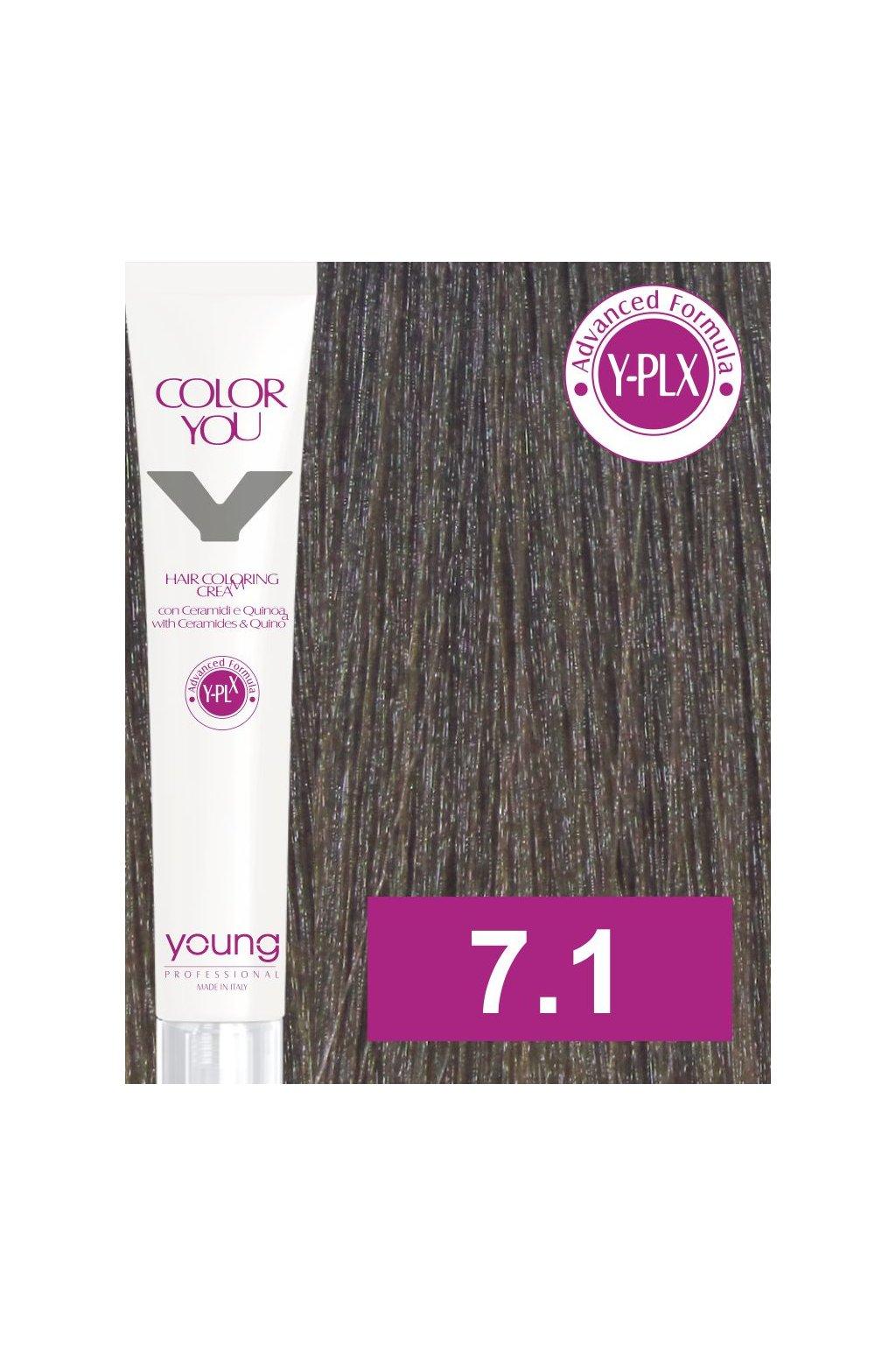 7 1 yo barva