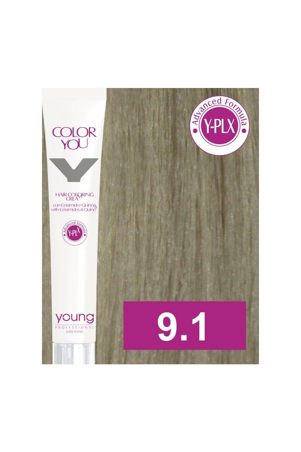 9 1 yo barva