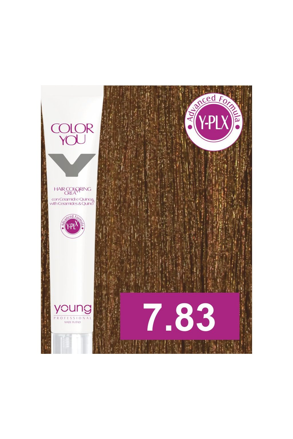 7 83 yo barva