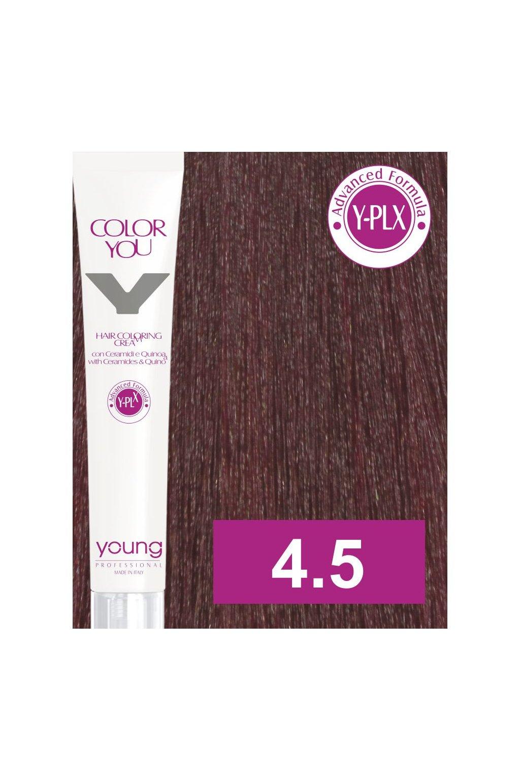 4 5 yo barva