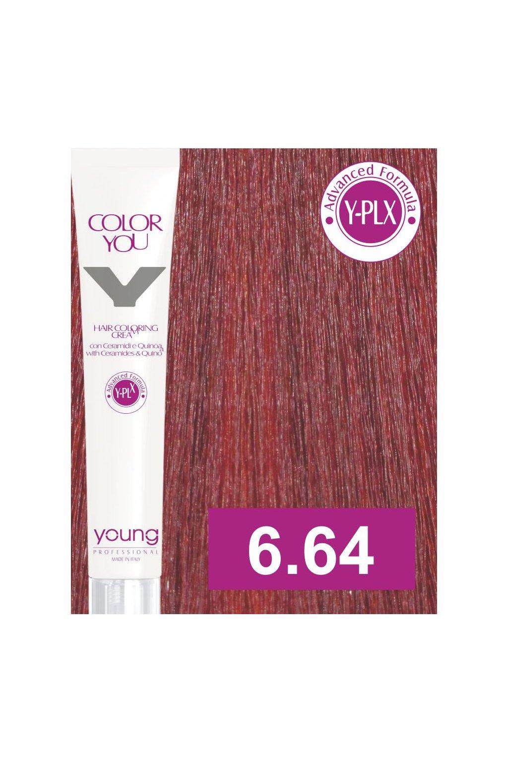 6 64 yo barva
