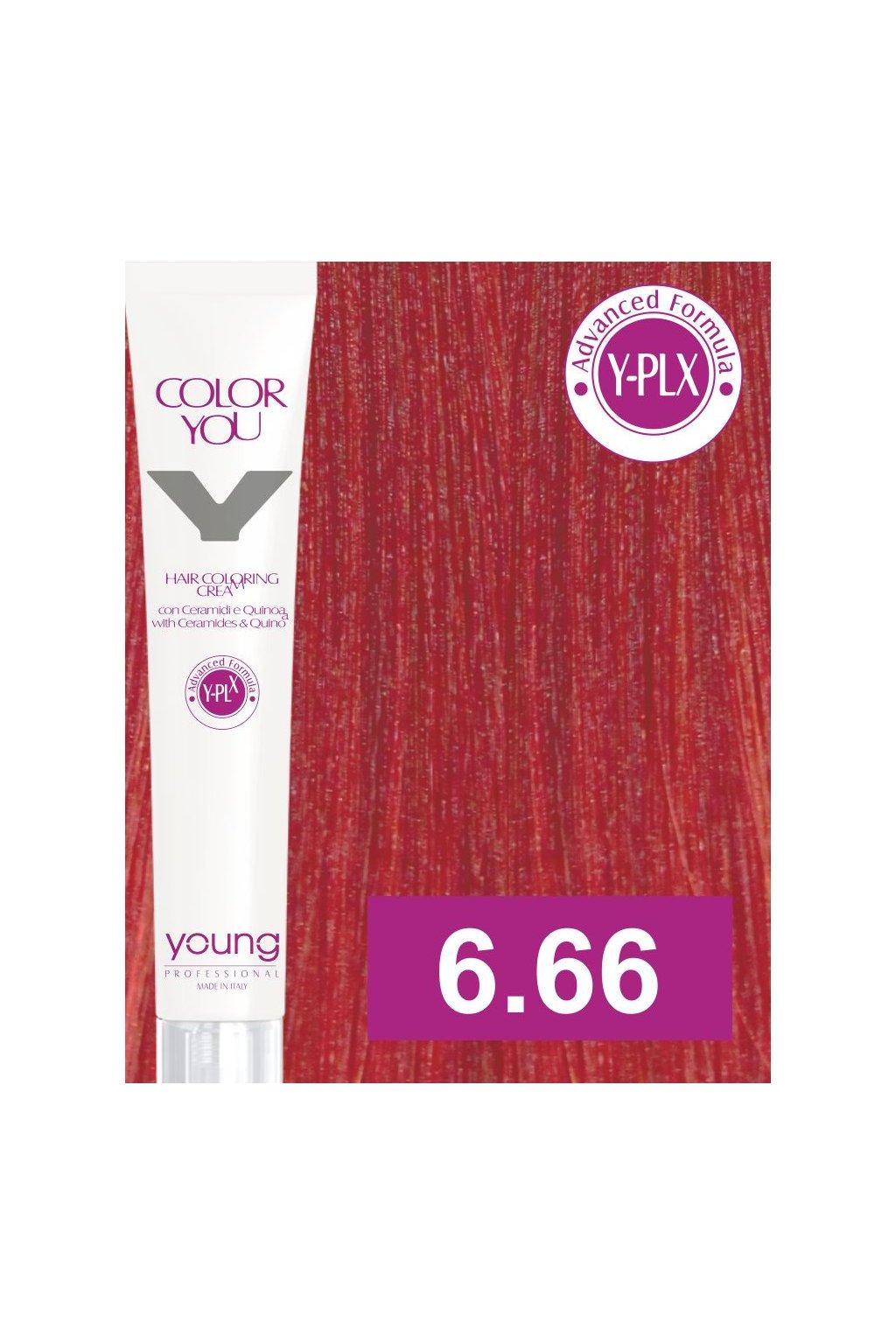6 66 yo barva
