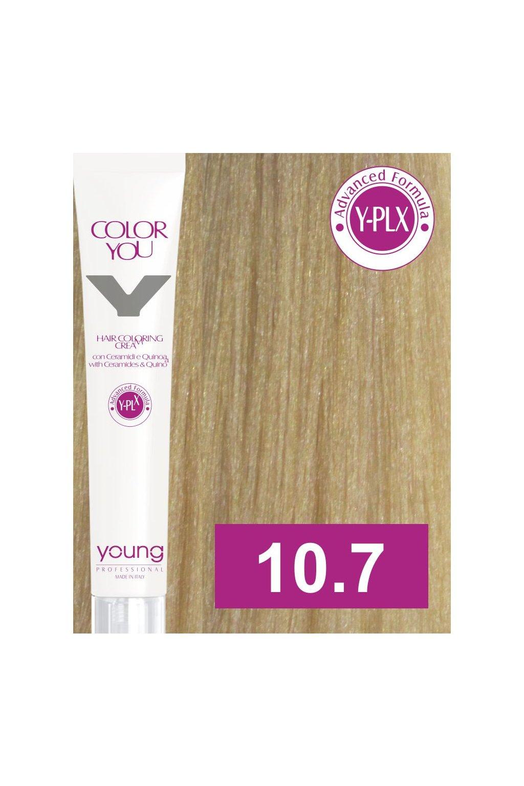 10 7 yo barva