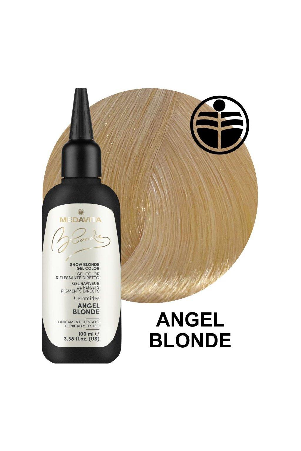 ANGEL BLONDE mv blondie2