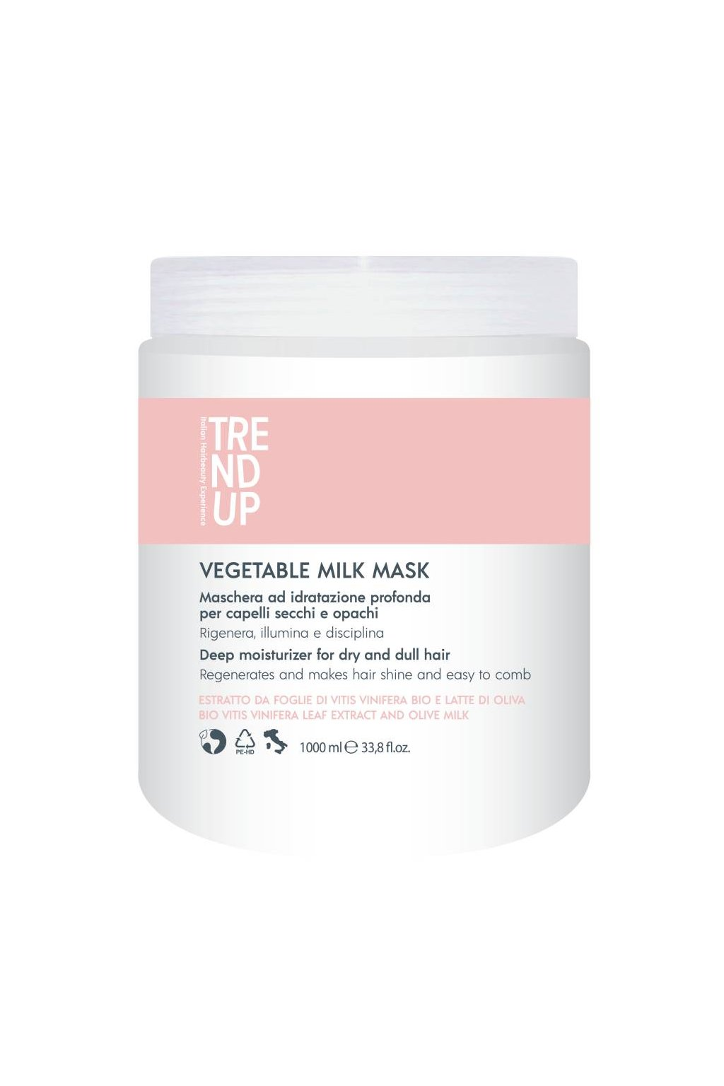 Trend up MILK Maska pro hydrataci a revitalizaci suchých vlasů