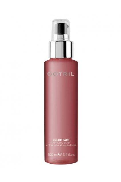 Cotril COLOR CARE Suchý olej pro vlasy barvené a chemicky upravované 100ml