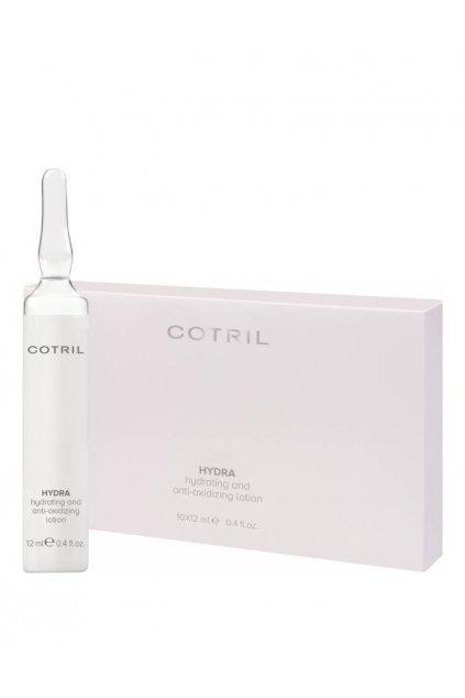 Cotril HYDRA Ampule hydratační a antioxidační pro suché vlasy