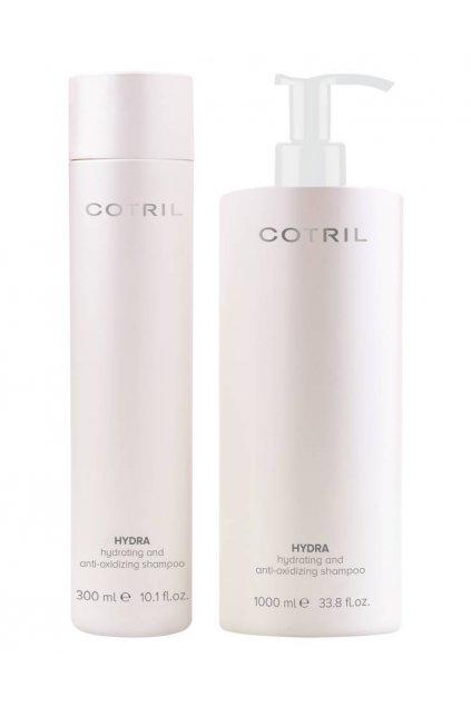 Cotril HYDRA Šampon hydratační a antioxidační pro suché vlasy