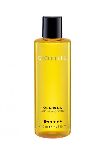 5906 cotril oil non oil serum hydratace a hustota bez zatizeni proti krepateni 200ml