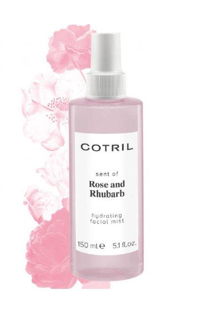 9701 cotril rose sprej na oblicej hydratacni a antioxidacni 150ml
