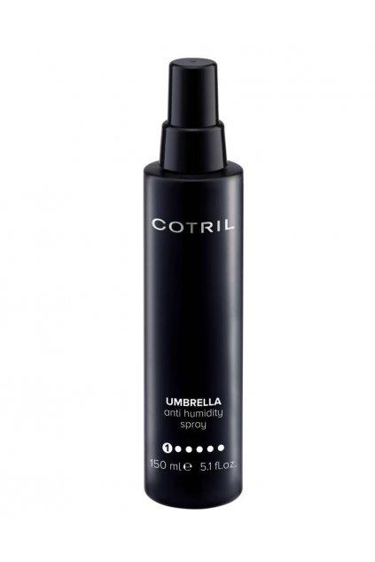 9563 cotril umbrella sprej pro disciplinu a hebkost proti vlhkosti a krepateni 150ml