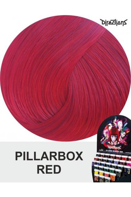 Pillarbox Red