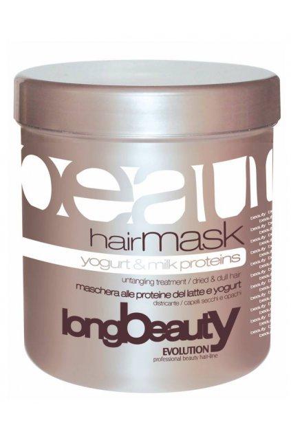 5258 evolution maska milk mlecne proteiny pro barvene a suche vlasy 1000ml
