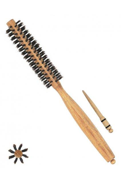 10454 kartac xanitalia jasanove drevo 100 kanci stetiny styling spicka prumer 30mm