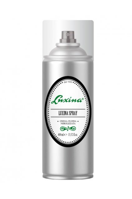 9407 luxina crema spray tekuty krem ve spreji hydratace suchych vlasu 400ml