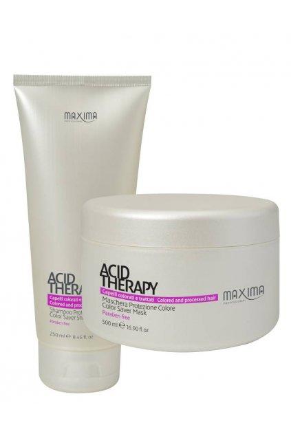 Maxima ACID Maska pro barvené vlasy, antioxidační