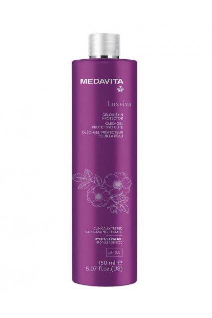 10088 medavita luxviva protector ochranny oleo gel brani vzniku skvrn behem barveni 150ml