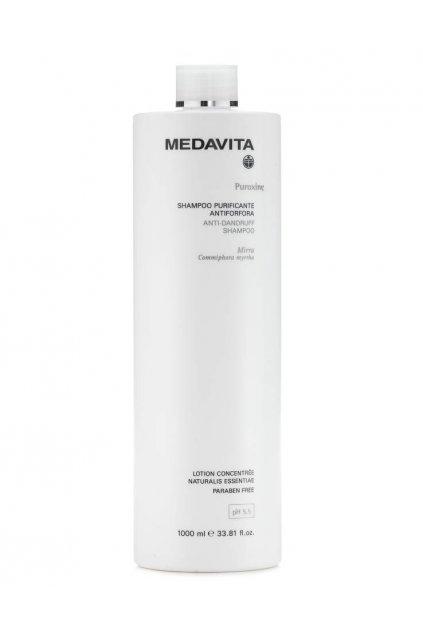 Medavita PUROXINE Šampon proti lupům s Piroctone Olamine (Obsah 250 ml)