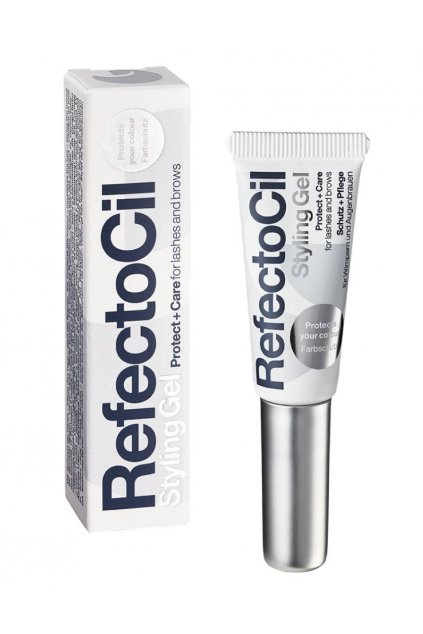 9185 refectocil styling gel pro peci o rasy a oboci ochrana barvy s d pantenol 9ml