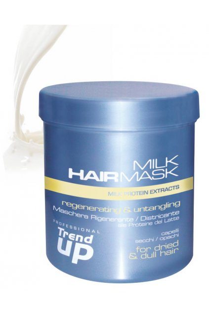5072 trend up milk maska regeneracni pro namahane vlasy mlecne proteiny 1000ml