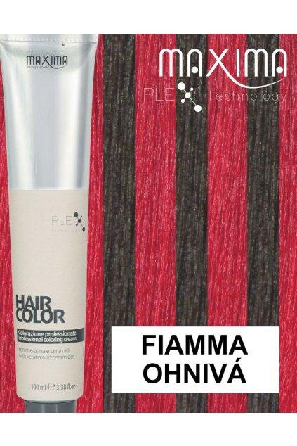 Maxima Melírovací barva FIAMMA ohnivá