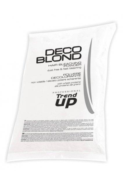 Trend up DecoBlond Melír BÍLÝ prášek, sáček bez krabice 500g
