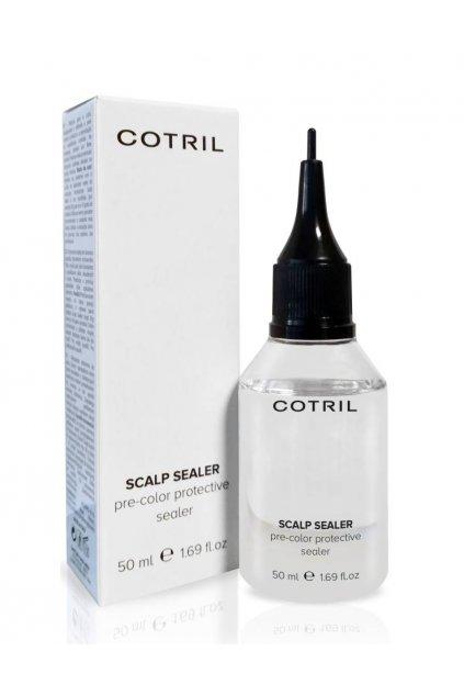 Cotril SCALP SEALER Ochranný fluid pro citlivou pokožku před barvou i do barvy 50ml