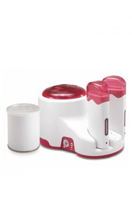 Ohřívač epilačních vosků KIT COMBINATO EXECUTIVE 800 pro vosky 2x100 a 800ml