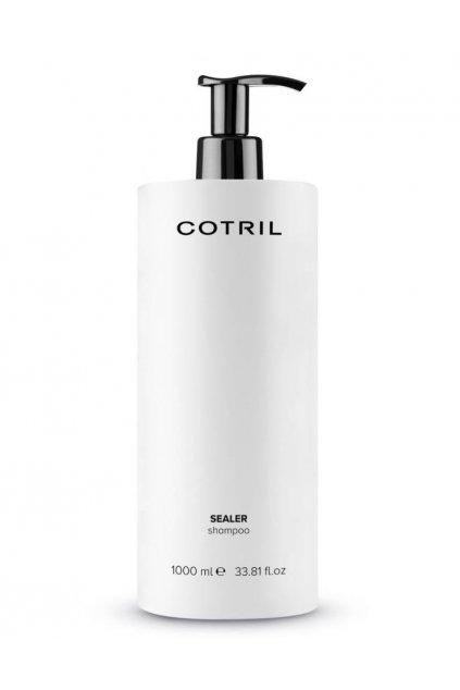 Cotril SEALER Šampon po barvení, antioxidační, zabraňuje vymývání barvy 1000ml