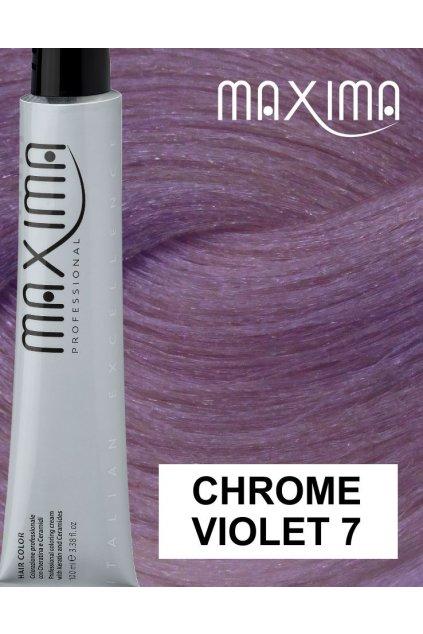 CHROME VIOLET 7 max