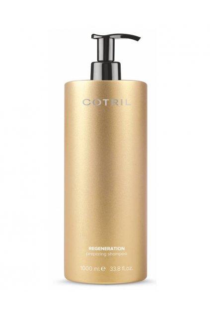 Cotril REGENERATION Šampon přípravný, obnovuje správný stupeň hydratace 1000ml