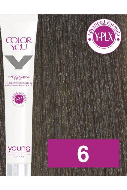 6 yo barva