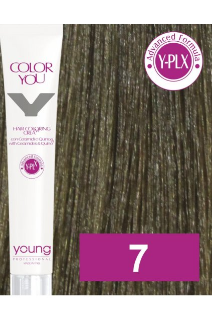 7 yo barva