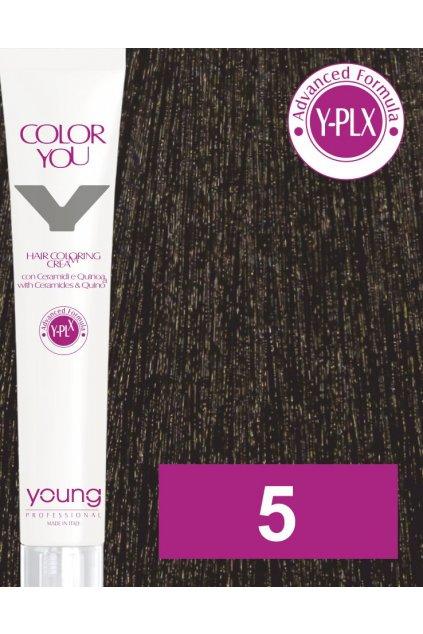 5 yo barva