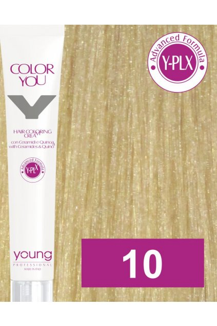 10 yo barva