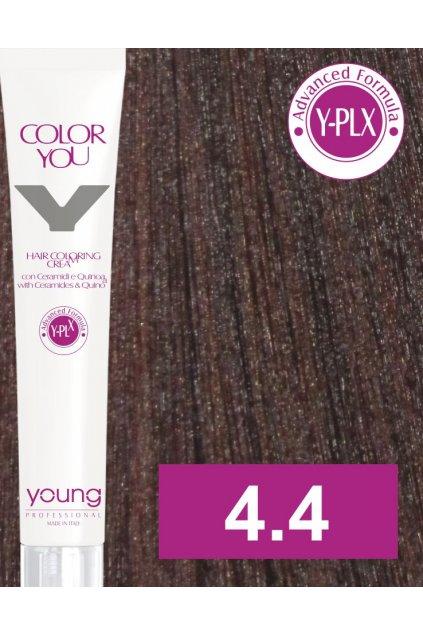 4 4 yo barva