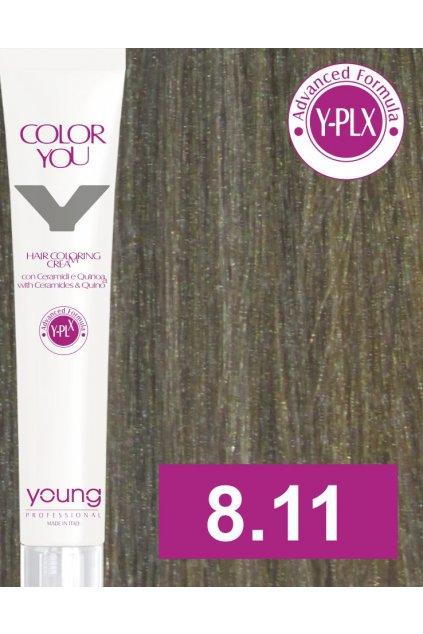 8 11 yo barva