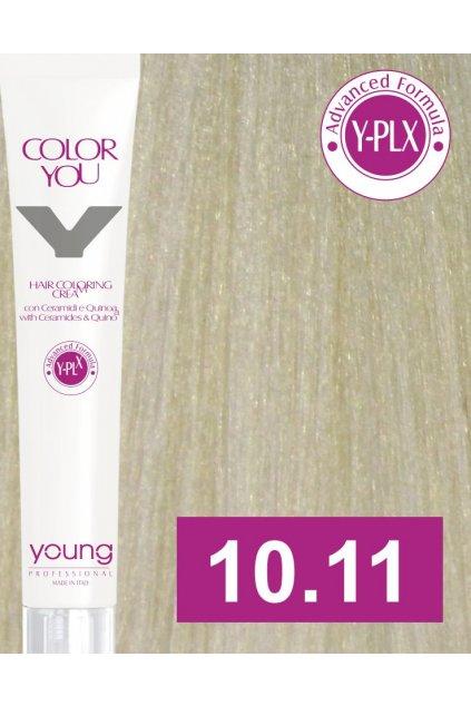 10 11 yo barva