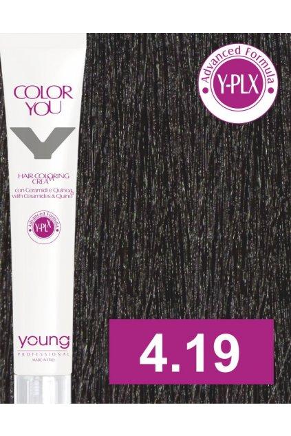 4 19 yo barva