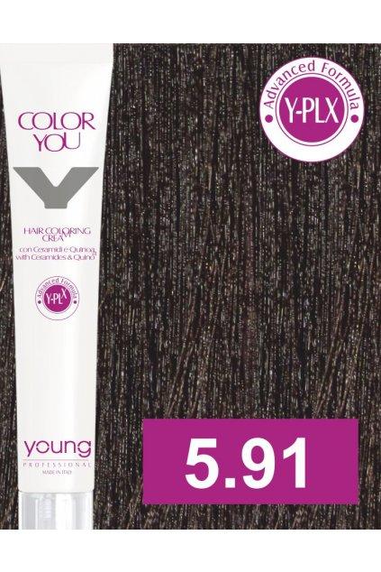 5 91 yo barva