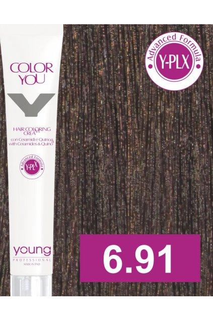 6 91 yo barva