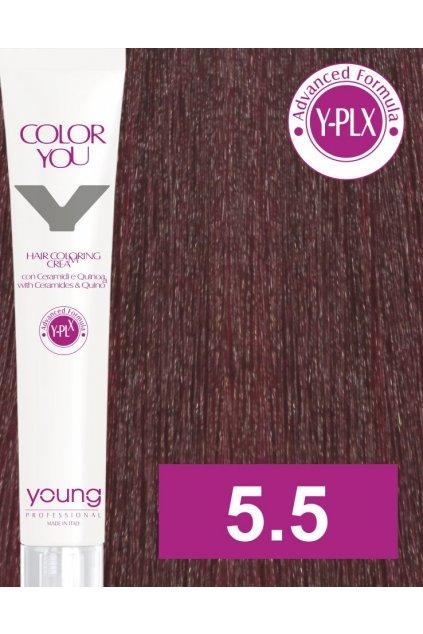 5 5 yo barva