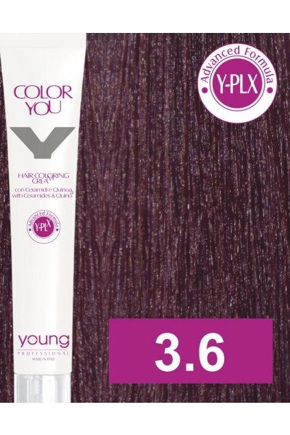 3 6 yo barva