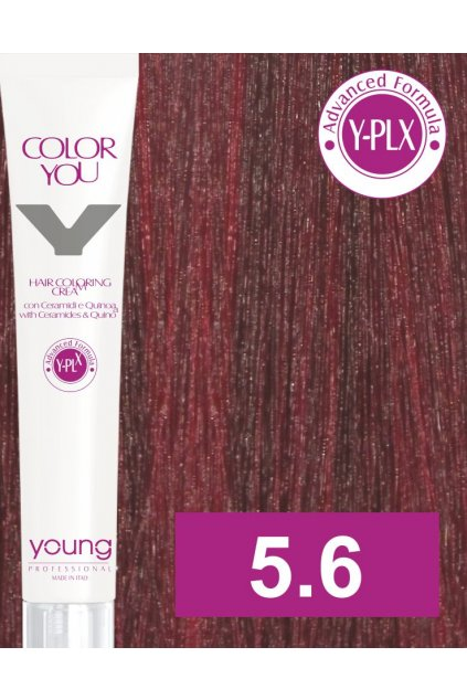 5 6 yo barva