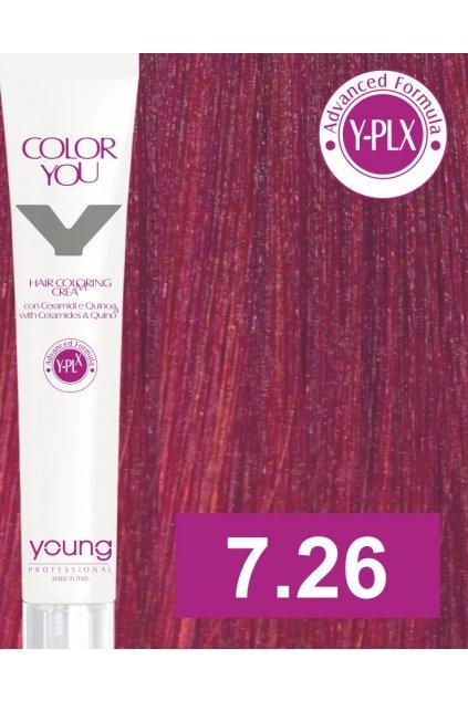 7 26 yo barva