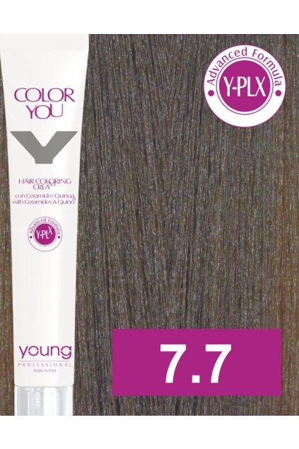 7 7 yo barva