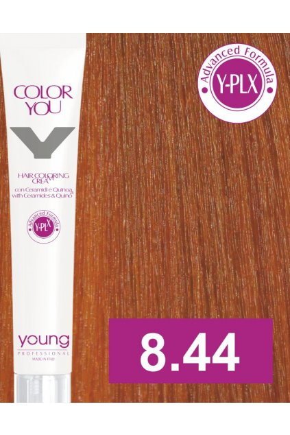 8 44 yo barva