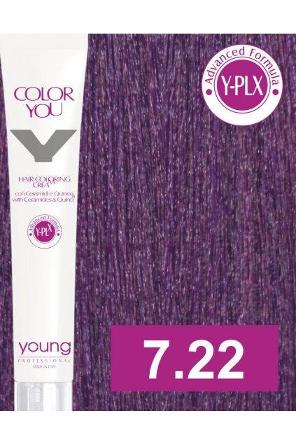 7 22 yo barva