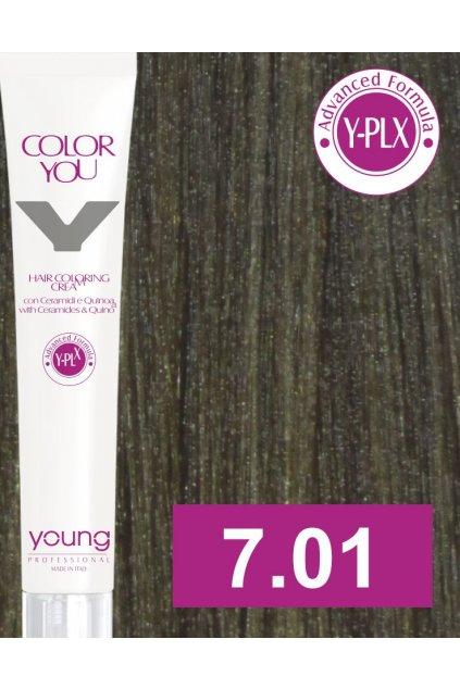7 01 yo barva